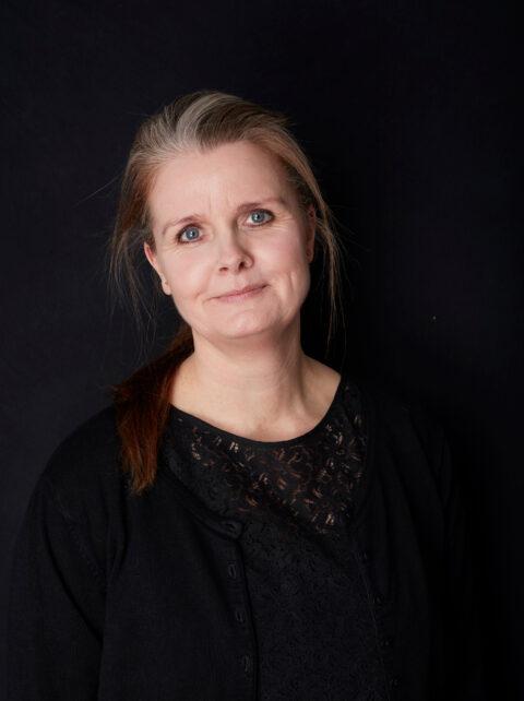 Portrætfoto af Heidi