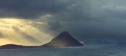 Ø på Færøerne.