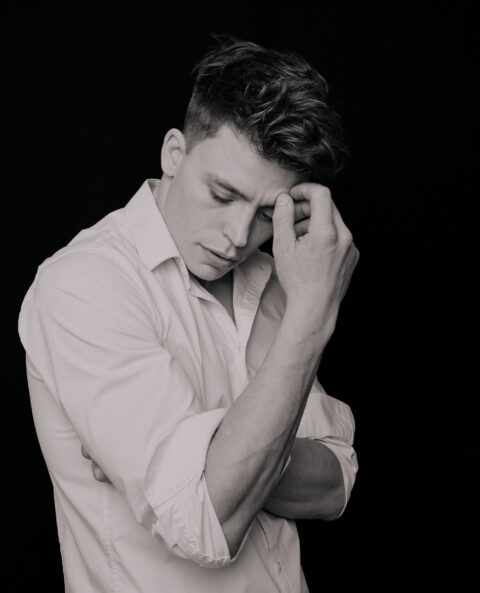 Portrætfoto af Morten Ulbæk